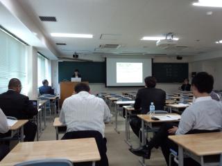 技術研究発表会 ㈱大竹組 橋本美春さま
