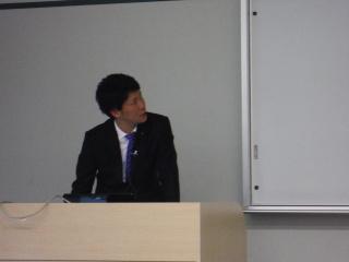 技術研究発表会の様子